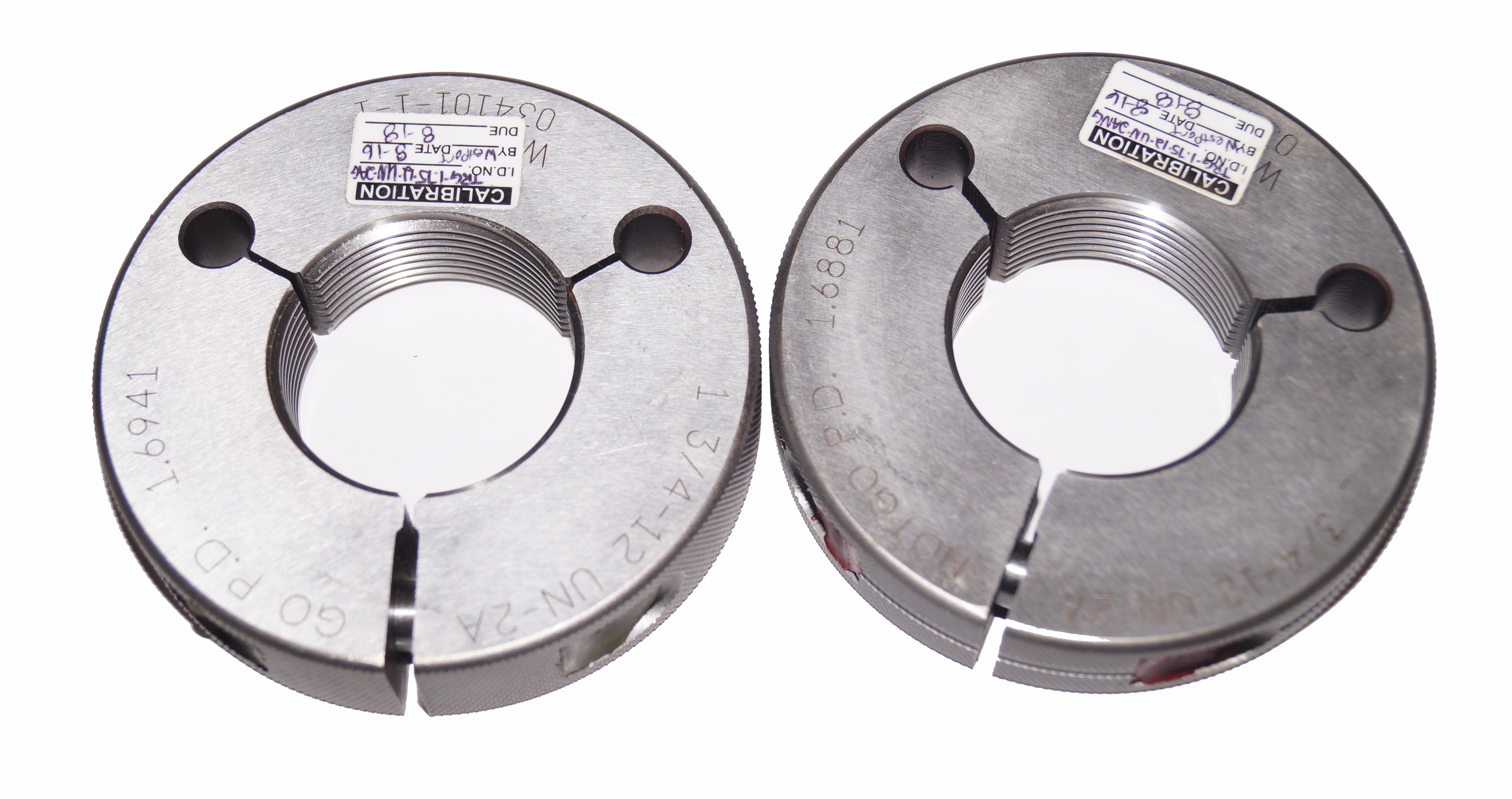 1//4 36 UNS SPECIAL THREAD PLUG GAGE .25 GO ONLY P.D = .2330 QUALITY 1//4-36 SPL.